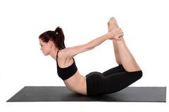 Geschiktheid - Pilates stock foto
