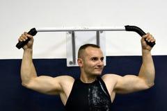 geschiktheids gymnastiek opleiding stock fotografie