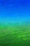 Geschilderd canvas Stock Fotografie