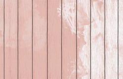 Geschilderd houten behang als achtergrond met kleurenverf royalty-vrije stock foto