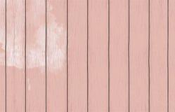 Geschilderd houten behang als achtergrond met kleurenverf stock afbeeldingen