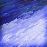 Geschilderde achtergrond - acrylverf - art. Stock Foto
