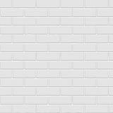 Geschilderde Bakstenen muur Stock Afbeelding