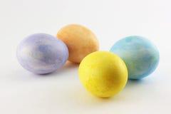 Geschilderde eieren Stock Fotografie
