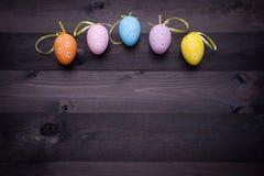 Geschilderde eieren Royalty-vrije Stock Afbeelding