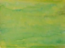 Geschilderde groene achtergrond Stock Foto's