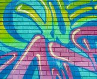 Geschilderde kleuren Stock Afbeelding