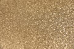Geschilderde ontwerp gouden muur royalty-vrije stock afbeelding