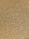 Geschilderde ontwerp gouden muur royalty-vrije stock foto