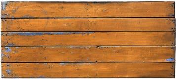 Geschilderde oude houten muur Stock Afbeelding