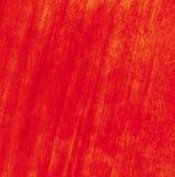 Geschilderde rode textuur royalty-vrije stock afbeelding