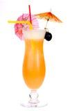 Geschlecht auf dem Strand-Cocktail lizenzfreies stockbild
