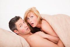 Geschlechtspaare Stockfotos