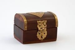Geschlossene Kiste Stockfoto