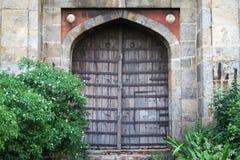 Geschlossene Tür lizenzfreies stockfoto