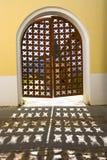 Geschlossene Türen Stockbilder