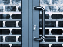 Geschlossene Türen Lizenzfreies Stockbild