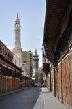 Geschlossener arabischer Souq - Medhat Pasha Souq Lizenzfreie Stockfotografie