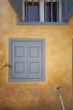 Geschlossenes Fenster Stockfotografie
