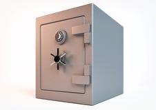 Geschlossenes Safe Lizenzfreies Stockfoto