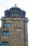 Geschlossenes Waldthausen Stockbild