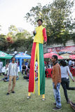 Geschmack 2012 des Addis-Nahrungsmittelfestivals Stockbilder