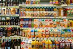 Geschmacksupermarkt lizenzfreies stockbild