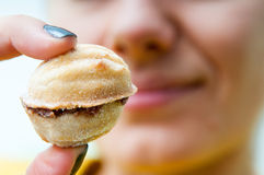 Geschmackvolle Bonbons Lizenzfreies Stockfoto