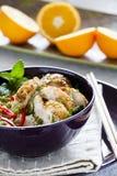 Geschmackvolle chinesische Mahlzeit Lizenzfreie Stockfotos