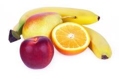Geschmackvolle Früchte Stockfoto