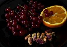 Geschmackvolle Früchte Lizenzfreies Stockfoto