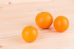 Geschmackvolle italienische Orangen Lizenzfreies Stockbild