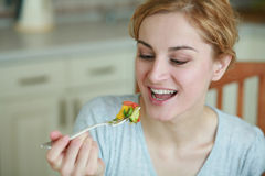 Geschmackvolle Nahrung Lizenzfreies Stockbild