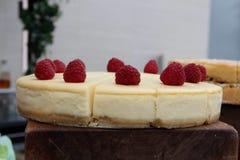 Geschmackvoller Kuchen Stockfotos