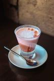 Geschmackvoller Nachtisch für einen Tasse Kaffee Lizenzfreie Stockbilder