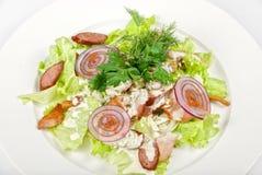 Geschmackvoller Salat lizenzfreie stockfotos