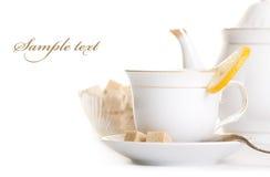 Geschmackvoller Tee Lizenzfreies Stockfoto