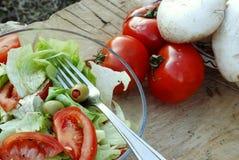 Geschmackvolles Gemüse Stockbild