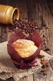 Geschmackvolles Muffin Lizenzfreies Stockfoto