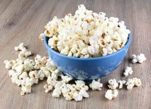 Geschmackvolles Popcorn Lizenzfreie Stockbilder