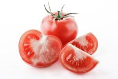 Geschnittene Tomaten Stockfotos