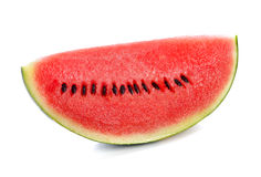 Geschnittene Wassermelone Stockbild
