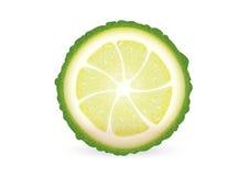 Geschnittene Zitrusfrucht Lizenzfreie Stockfotos