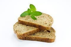 Geschnittenes Brot Stockbild