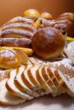 Geschnittenes Brot lizenzfreie stockfotografie