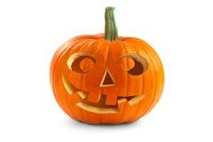 Geschnitzter Halloween-Kürbis