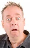 Geschokt en Doen schrikken Stock Fotografie