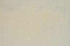 geschossen vom Sand auf den Strand Nahaufnahme des groben Sandes Lizenzfreie Stockbilder