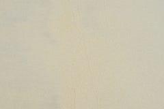 geschossen vom Sand auf den Strand Nahaufnahme des groben Sandes Lizenzfreies Stockbild