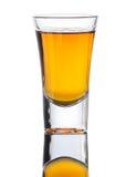 Geschossen vom Whisky Stockbilder